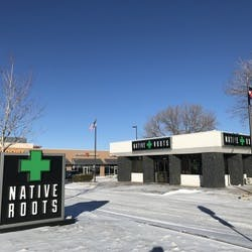 Native Roots Dispensary Austin Bluffs marijuana dispensary menu