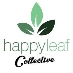 Happy Leaf Collective marijuana dispensary menu