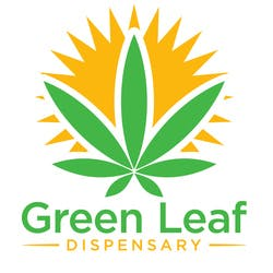Green Leaf Wellness marijuana dispensary menu