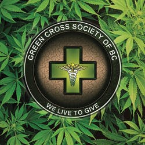Green Cross Society OF Main Street marijuana dispensary menu