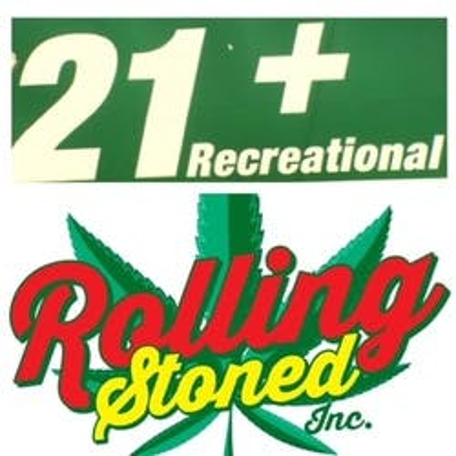 R Stoned Collective marijuana dispensary menu