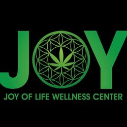 Joy of Life Wellness Center marijuana dispensary menu