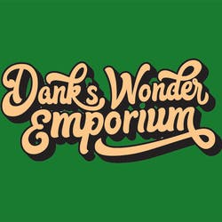Danks Wonder Emporium marijuana dispensary menu