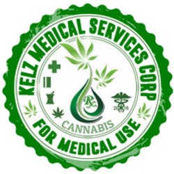 Kelz Medical Services marijuana dispensary menu