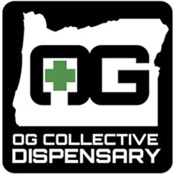 OG Collective Dispensary  Commercial marijuana dispensary menu