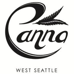 Canna West Seattle Recreational marijuana dispensary menu