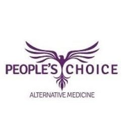 Peoples Choice Alternative Medicine marijuana dispensary menu