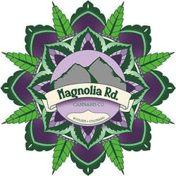 Magnolia Road Cannabis Co marijuana dispensary menu