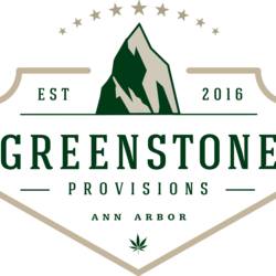 GreenStone Provisions marijuana dispensary menu