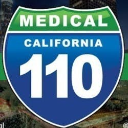 110 Medical  20 Cap marijuana dispensary menu