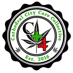 Cathedral City Care Collective Recreational marijuana dispensary menu