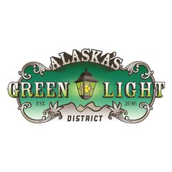 Alaskas Green Light District marijuana dispensary menu