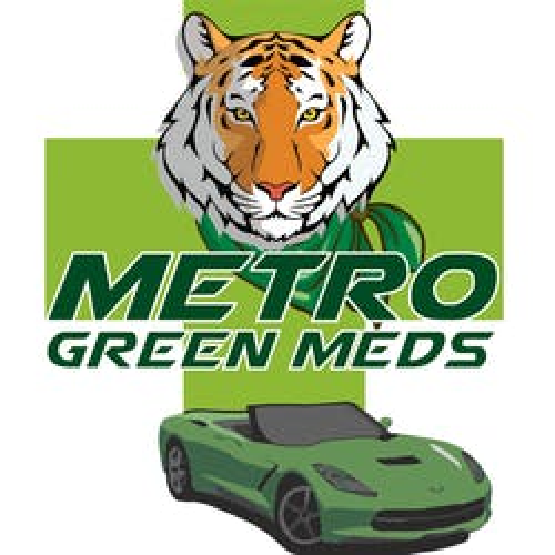 Metro Green Meds marijuana dispensary menu