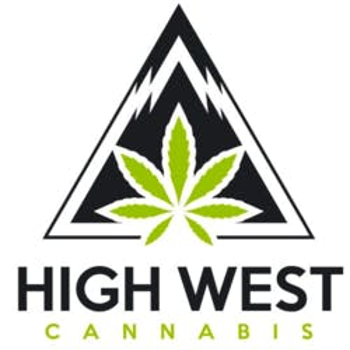 High West Cannabis Recreational marijuana dispensary menu