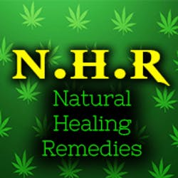 Natural Healing Remedies marijuana dispensary menu