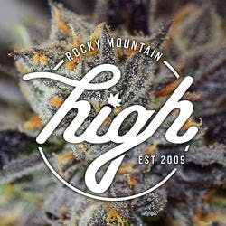 Rocky Mountain High  Stapleton marijuana dispensary menu