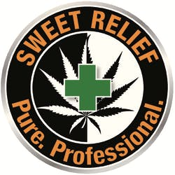 Sweet Relief  ST Helens marijuana dispensary menu