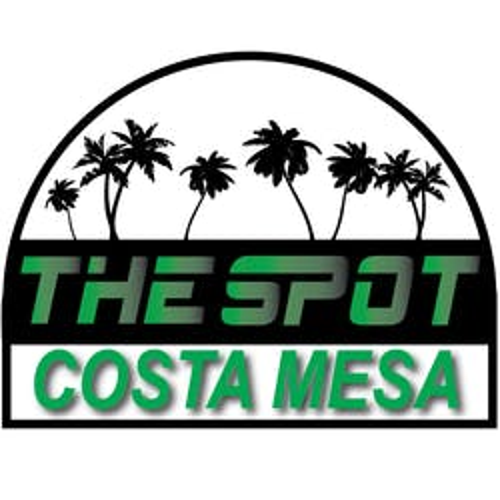 Spot Costa Medical marijuana dispensary menu