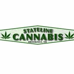 Stateline Cannabis marijuana dispensary menu