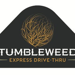 Tumbleweed  Express Drivethru marijuana dispensary menu