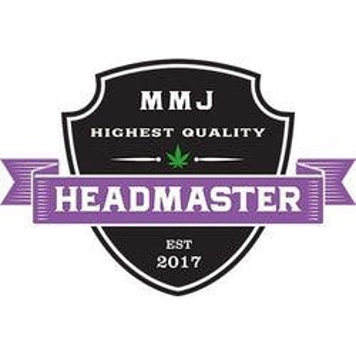 HeadMaster MMJ marijuana dispensary menu