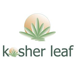Kosher Leaf marijuana dispensary menu