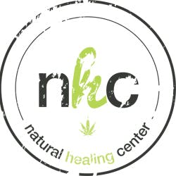 NATURAL HEALING CENTER  Medical marijuana dispensary menu