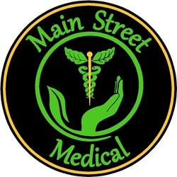 Main Street Medical Caregivers marijuana dispensary menu