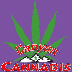 Canyon Cannabis Recreational marijuana dispensary menu