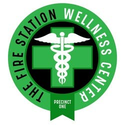 The Fire Station Wellness Center marijuana dispensary menu