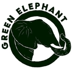 Green Elephant marijuana dispensary menu