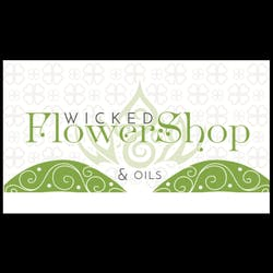 Wicked Flower Shoppe marijuana dispensary menu