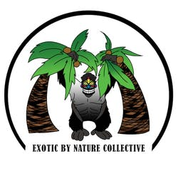Exotic BY Nature Collective marijuana dispensary menu