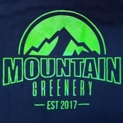 Mountain Greenery Medical marijuana dispensary menu