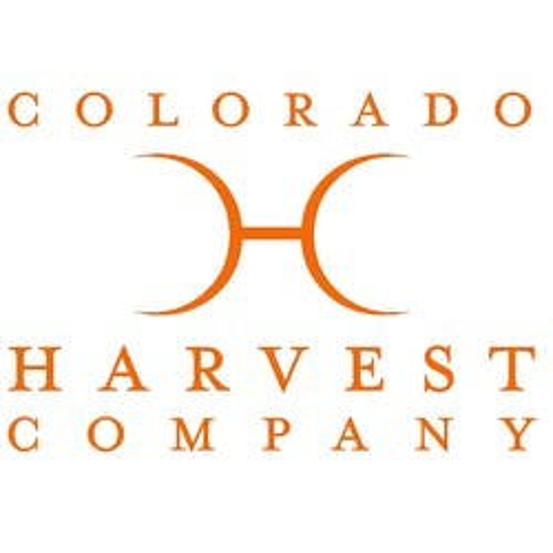 Colorado Harvest Company marijuana dispensary menu