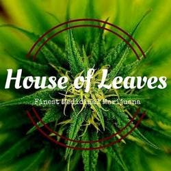 House of Leaves  Medford marijuana dispensary menu