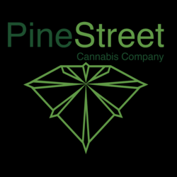 Pine Street Cannabis Company marijuana dispensary menu