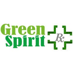 Green Spirit Rx Medical marijuana dispensary menu