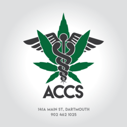 Atlantic Compassion Club Society Medical marijuana dispensary menu