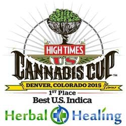 Herbal Healing  Colorado Medical marijuana dispensary menu