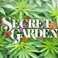 The Secret Garden marijuana dispensary menu