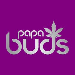 Papa Buds marijuana dispensary menu