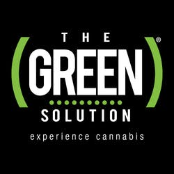 The Green Solution Union Station Recreational marijuana dispensary menu