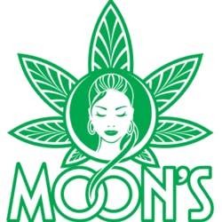 Coffee Shop Moons marijuana dispensary menu
