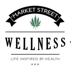 Market Street Wellness marijuana dispensary menu