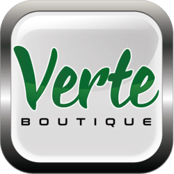 Verte Boutique marijuana dispensary menu