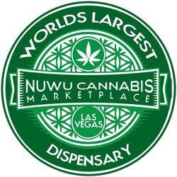 NuWu Cannabis Marketplace marijuana dispensary menu