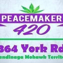 PEACEMAKER 420 marijuana dispensary menu