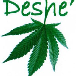 Deshe Recreational marijuana dispensary menu