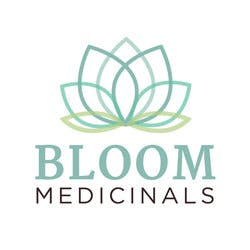 Bloom Medicinals Cannabis Dispensary marijuana dispensary menu